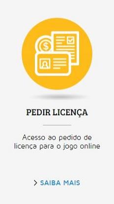 SRIJ - PEDIR LICENÇA